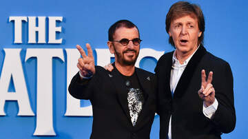 image for Ringo Starr Recalls How The Beatles Nearly Reunited In 1976 For 'Crazy' Sum