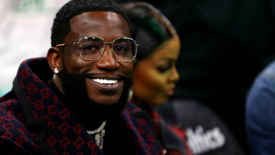Gucci Mane Shows Off New $250K Diamond-Encrusted Teeth