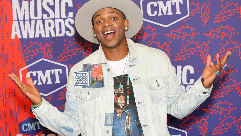 Jimmie Allen Shares Thrifty Fashion Tips