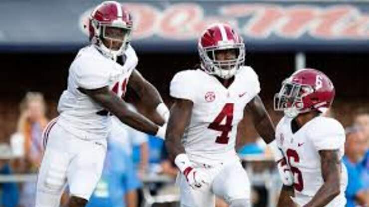 Bama Wide Receivers Would Play Rock-Paper-Scissors To Decide Routes