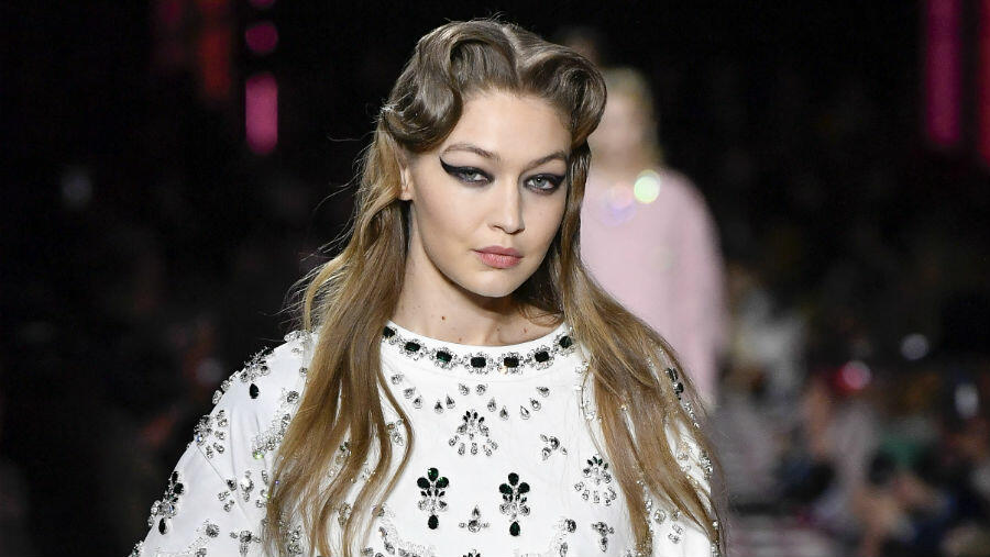 Gigi Hadid Shuts Down Claim That She's Trying To Disguise Her Baby Bump