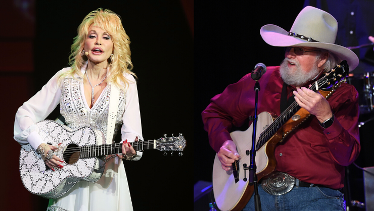 Dolly Parton On The Death Of Charlie Daniels: 'My Heart Is Broken'