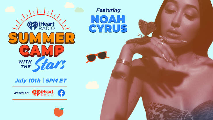Noah Cyrus to Give Campfire Performance During 'Summer Camp with the Stars'