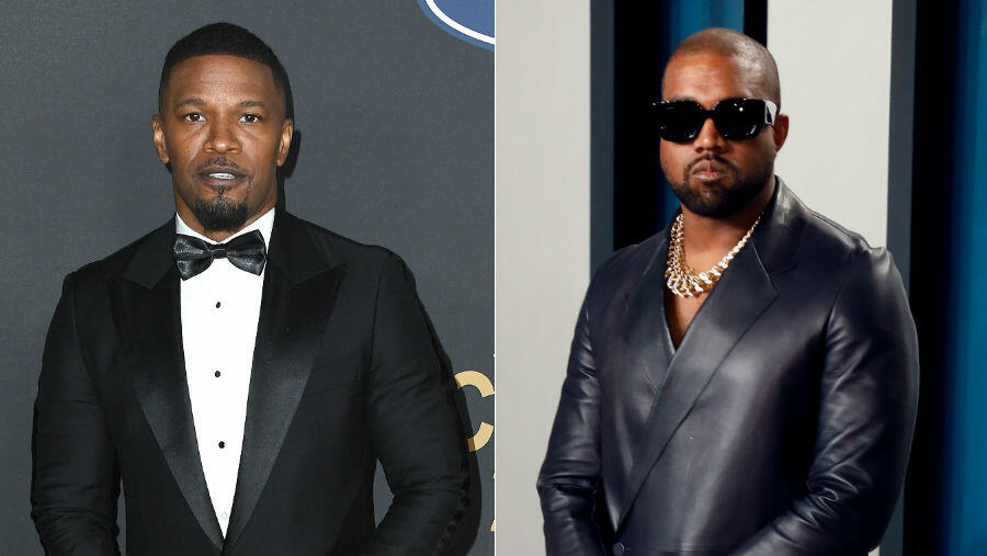 Jamie Foxx Slams Kanye West's Bid For Presidency