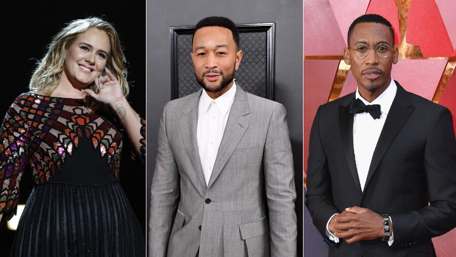 Adele Reportedly Taps John Legend, Raphael Saadiq For New Album