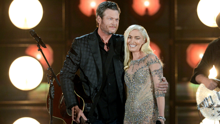 Blake Shelton Announces Drive-In Show With Gwen Stefani And Trace Adkins