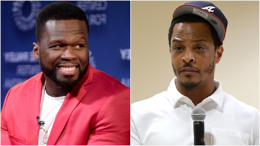 50 Cent Shares T.I.'s Old Crime Stoppers Video