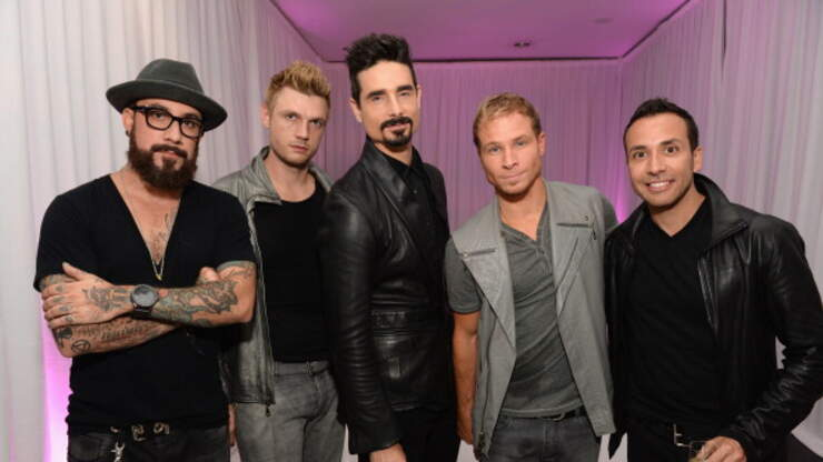 The Backstreet Boys Revealed a DIRTY Secret After Almost 20 Years!