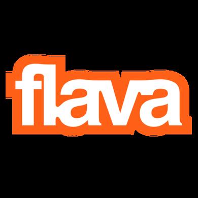 Flava Old School logo