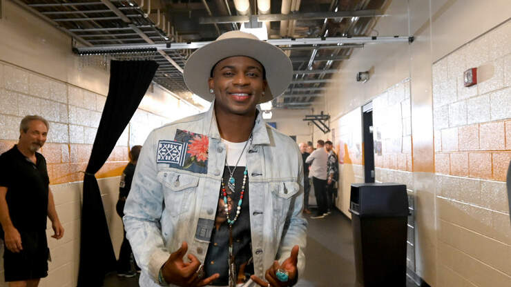 Jimmie Allen Announces Star Studded Collaborations On New Album