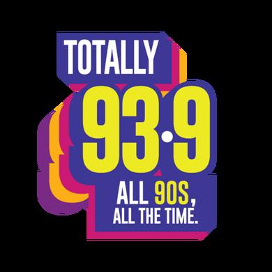 Totally 93.9 logo