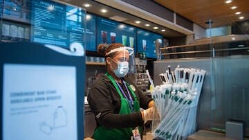 image for Starbucks To Require All Customers To Wear Masks