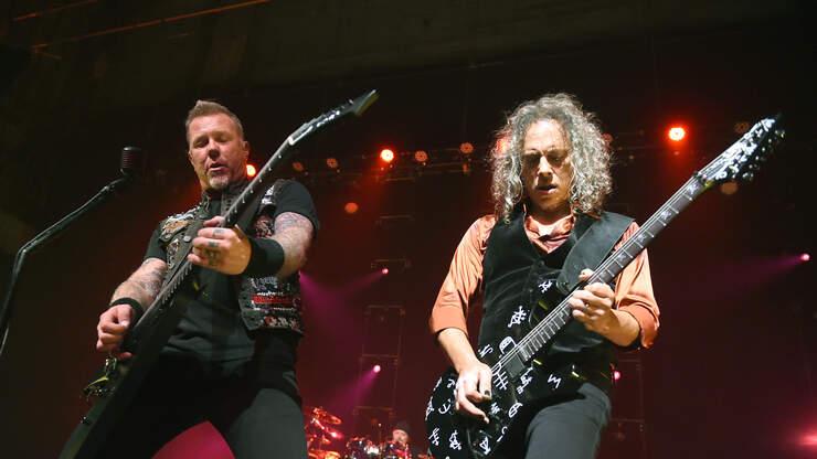 Metallica Joins Multi-Million Dollar IP Venture To Buy Music Catalogs