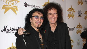 image for Brian May Elaborates On Kinship With Black Sabbath's Tony Iommi