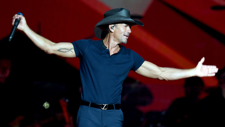 Tim McGraw Announces Highly Anticipated New Album 'Here On Earth'