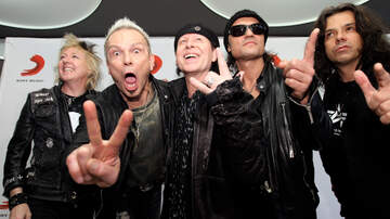 image for  SCORPIONS New Album: The Focus Is On The Harder Songs