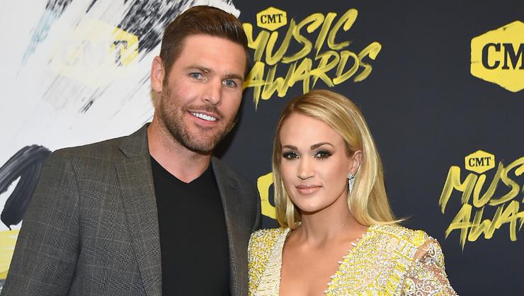 Carrie Underwood Shares 'Awkward' Throwback Photo On Wedding Anniversary