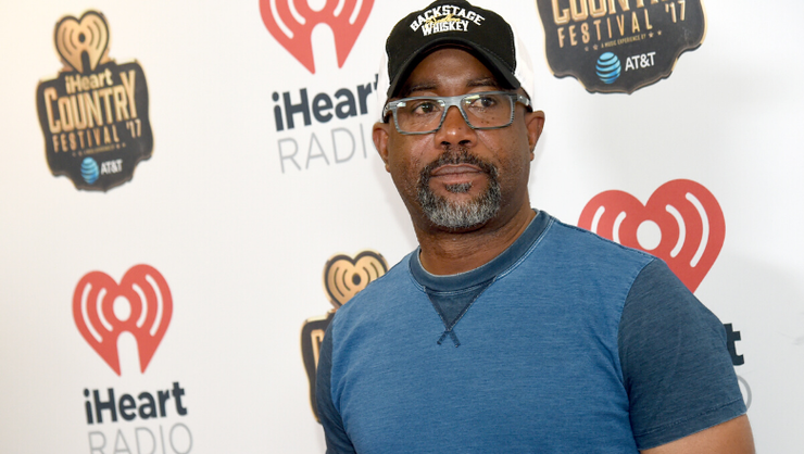 Darius Rucker Opens Up About His Own Experiences With Racism