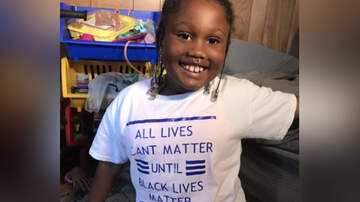 image for Six-Year-Old Kicked Out Of Daycare For Wearing 'Black Lives Matter' Shirt