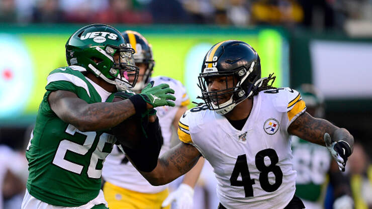Bud Dupree is being smart, not the next Le'Veon Bell