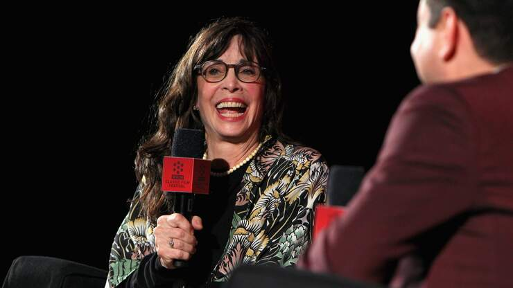 Talia Shire Joins The Morning Breeze!