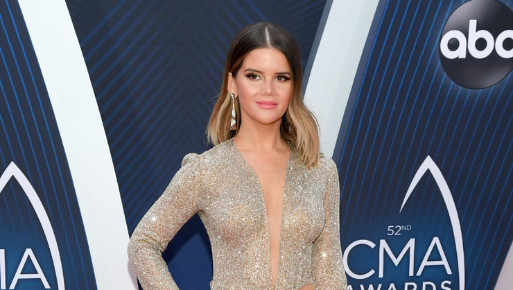 Maren Morris' Son Hayes Hilariously Interrupts Her Video