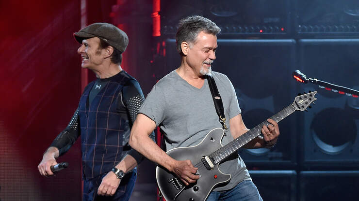 David Lee Roth Says He Doesn't Know If Eddie Van Halen Will Ever tour Again
