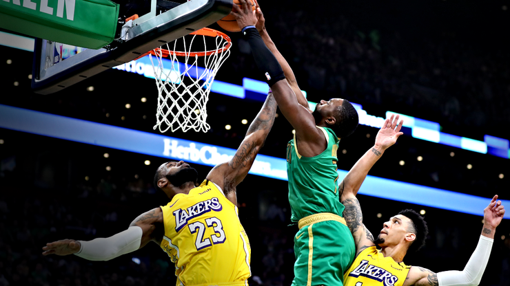 Colin Cowherd: Celtics Have Better Shot at Winning NBA Finals than Lakers