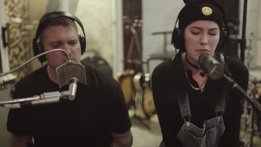 Bishop Briggs Geeks Out Over Cold War Kids Collab In Throwback Post