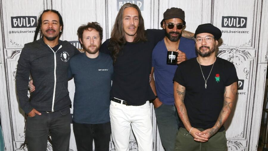 Incubus Launches 'Band Through My Eyes' Instagram Series