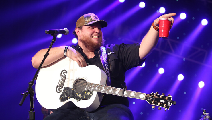 Luke Combs Is Teaming Up With Crocs For A New Limited Edition Slide