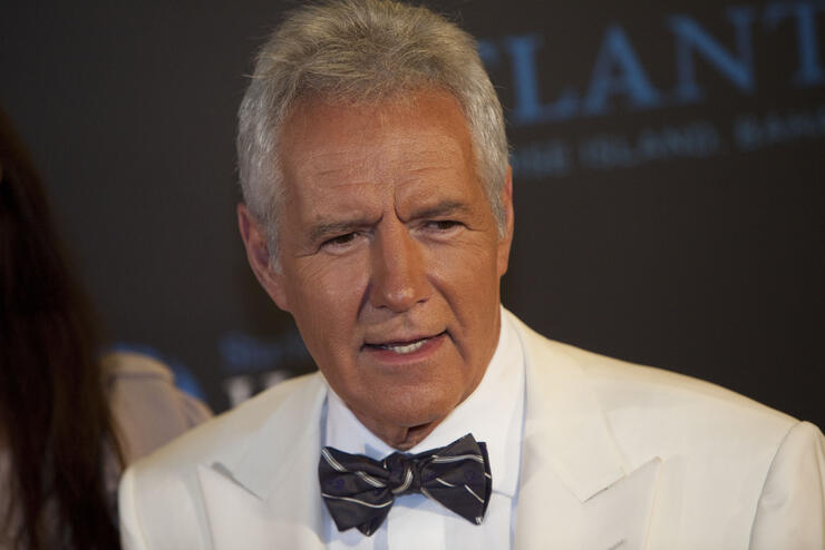 """Alex Trebek Gives Us A Health Update And A """"Jeopardy ..."""