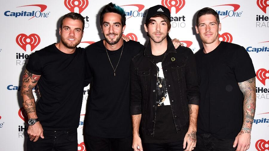 All Time Low Announces New Single, 'Once In A Lifetime'