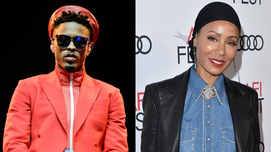 Why August Alsina Went Public About His Affair With Jada Pinkett Smith