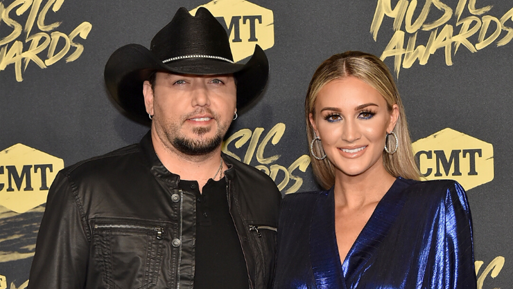 Jason Aldean And Wife Brittany Show Off Their New Mansion In Tennessee