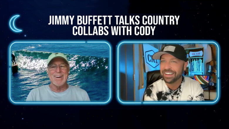 Escape to Margaritaville with Jimmy Buffett & Cody Alan