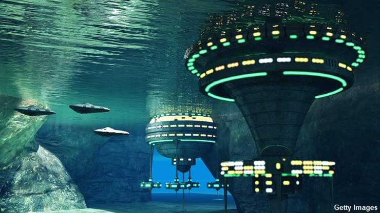 UFO Group in Mexico Claims Underwater Alien Base Repels Hurricanes