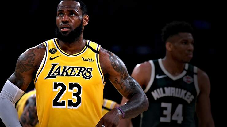Vegas Oddsmakers Giving LeBron James Almost Zero Chance to Win NBA MVP