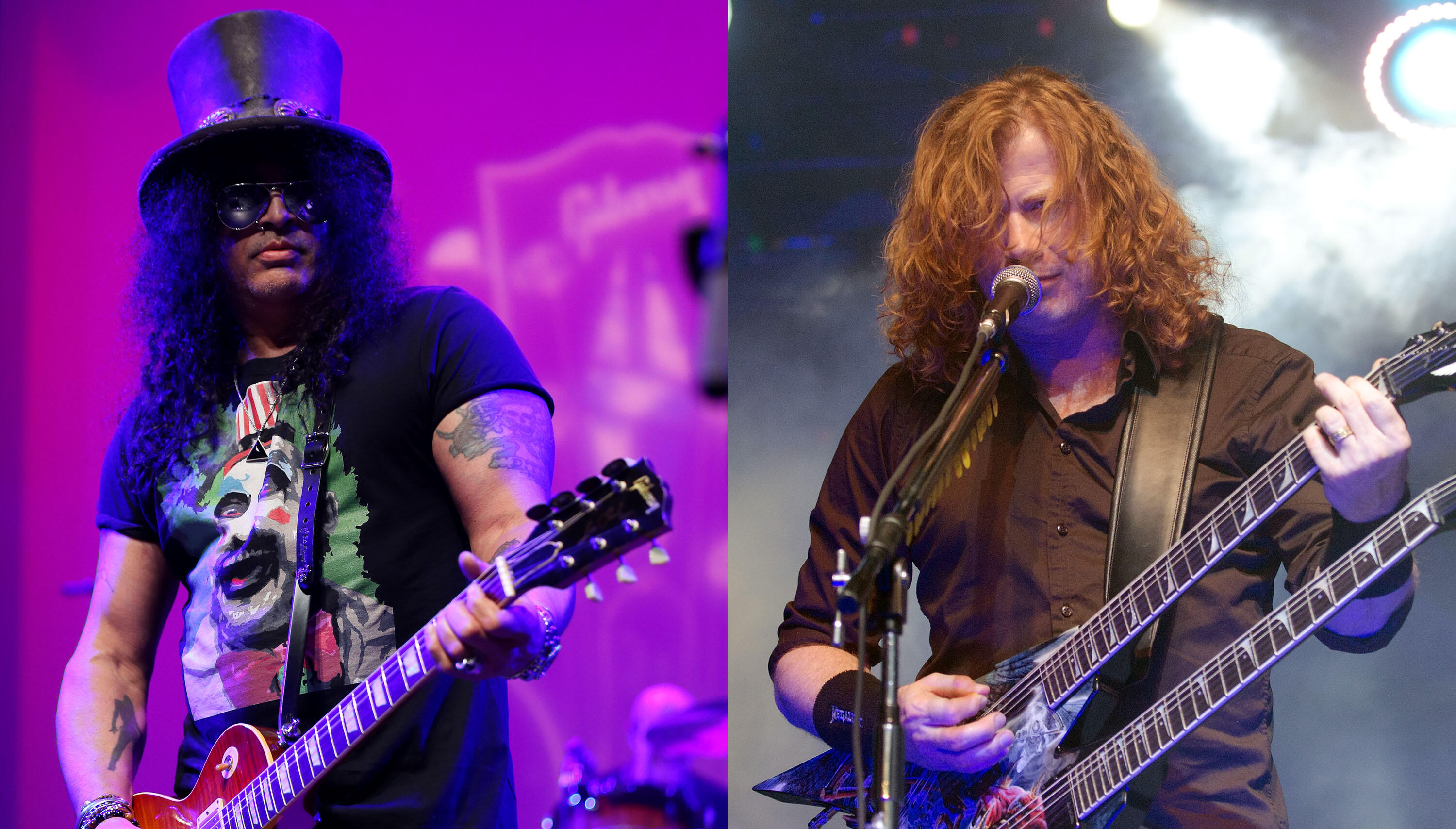 Slash Wrote The Foreword For Megadeth's Upcoming 'Rust In Peace' Book