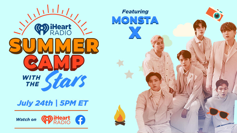 Monsta X to Show Fans How to Make Korean Punch During 'Summer Camp' Series