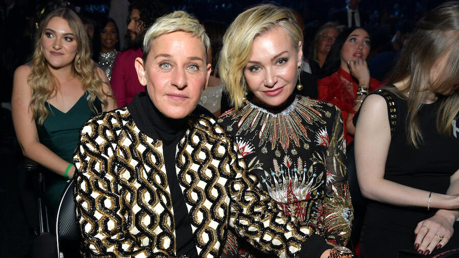 Portia de Rossi Reveals How Wife Ellen DeGeneres Is Doing Amid Show Drama