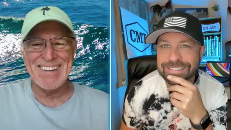 In The Zoom Room With Jimmy Buffett