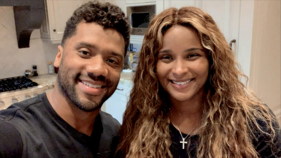 Ciara & Russell Wilson Welcome Baby Boy — See His First Photo