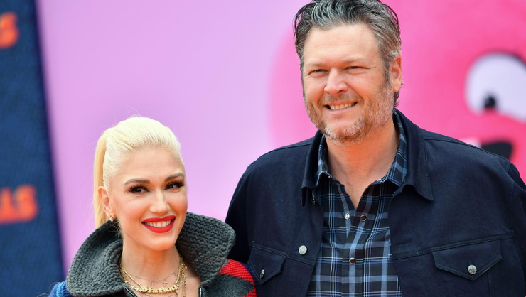 Blake Shelton Opens Up About Helping Raise Gwen Stefani's Three Sons