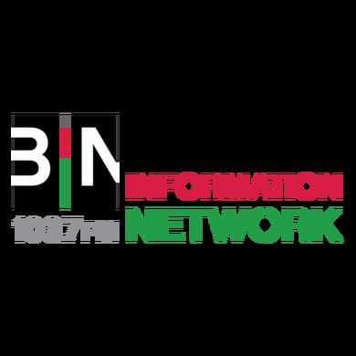 St. Louis' BIN 103.7 logo