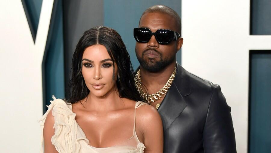 Kanye West 'Annoyed' By Reports That Kim Kardashian Initiated Divorce