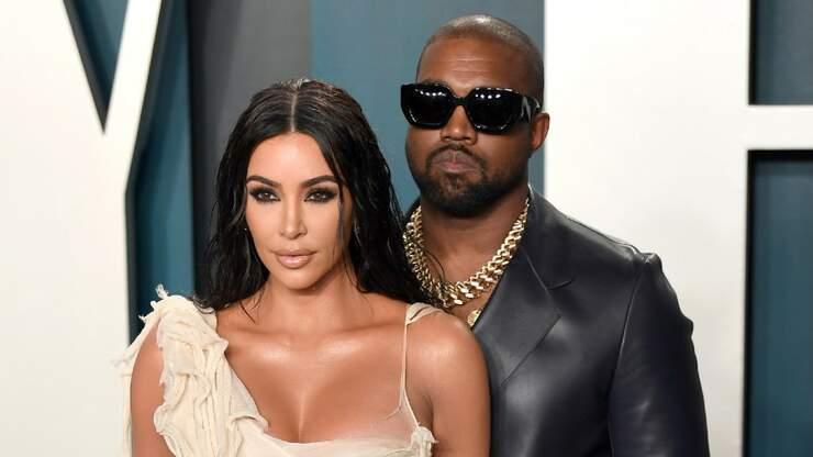Kim Kardashian & Kanye West Reunite For Family Vacation At A 'Fortress'