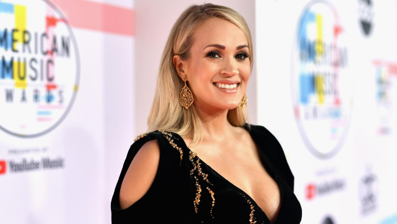 Carrie Underwood Reveals Why She Named Her Holiday Album 'My Gift'   iHeartRadio