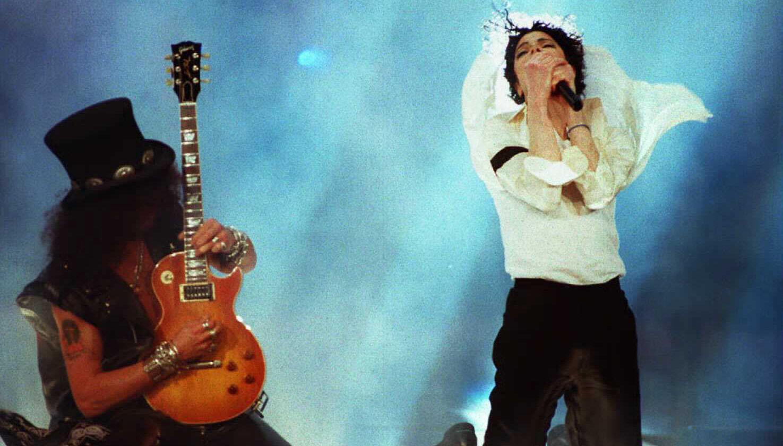 Slash Reveals Why He Felt Bad For Michael Jackson During 'Dangerous' Era