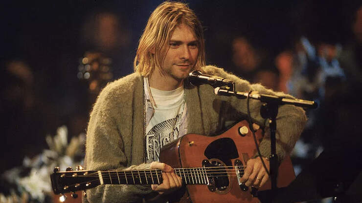 Music: Graphic Designer Says He, Not Kurt Cobain, Created Smiley Face Logo